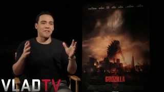 Victor Rasuk on Remaking Godzilla and Superfans