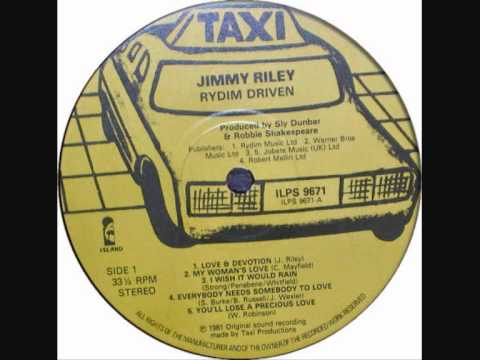 Jimmy Riley - Love & Devotion