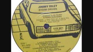 Jimmy Riley - Love & Devotion