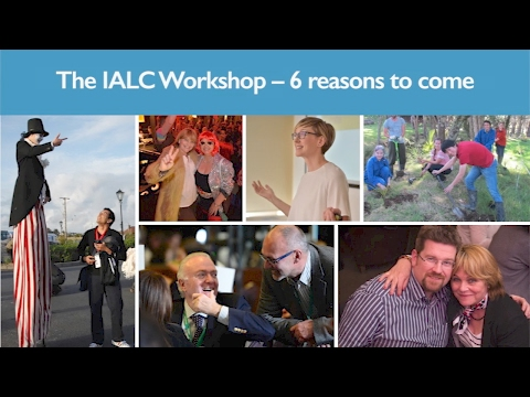2017 IALC Boston Workshop - 6 reasons to come