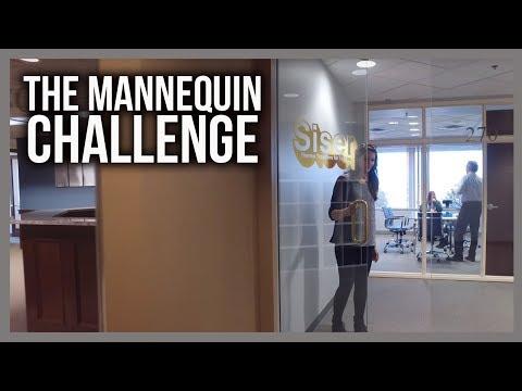Siser N.A. Mannequin Challenge