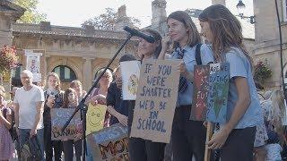 Global Climate Strike - Wells