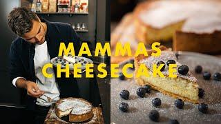 Mammas Cheesecake