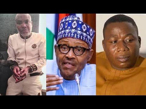Flash back: Mazi Nnamdi Kanu Send Message to Sunday Igboho