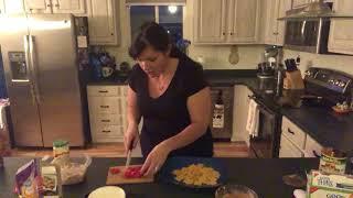 Weight Watchers freestyle nachos 5sp