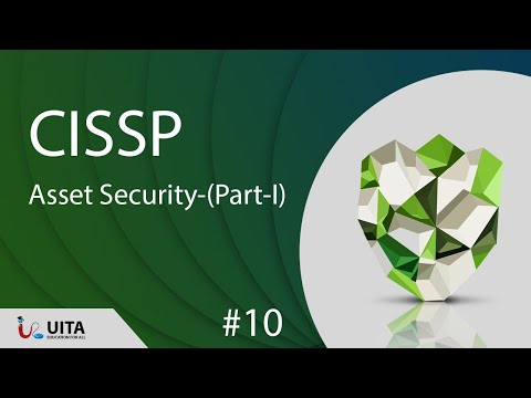 CISSP Lecture 9 Asset Security
