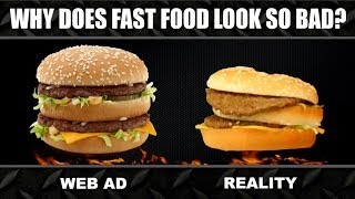 Fast Food ADS vs. REALITY Experiment thumbnail