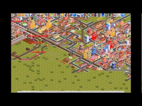 Let's Play Christmas OpenTTD ~ Part 9 [Thank You and Goodnig