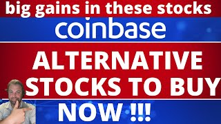 Coinbase IPO - MUST WATCH! STOCKS TO BUY - RETAIL INVESTOR -NOT COINBASE