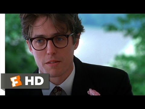 Four Weddings and a Funeral (2/12) Movie CLIP - To the Adorable Couple (1994) HD