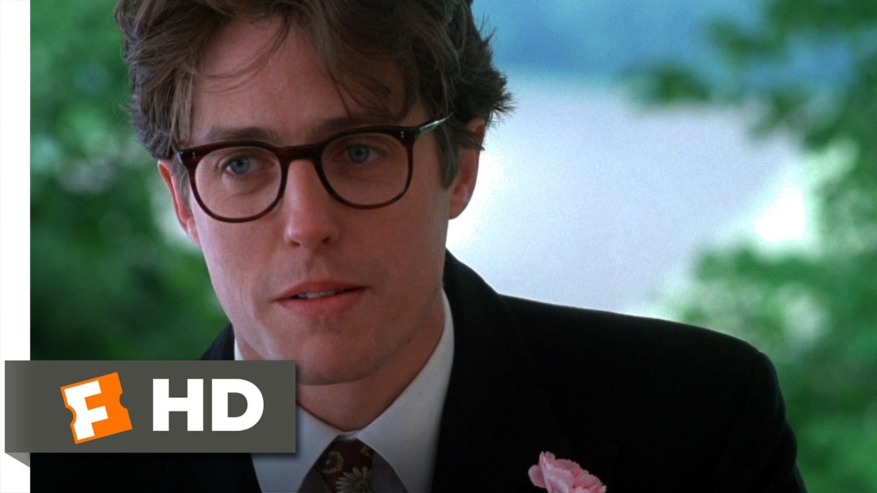 Four Weddings And A Funeral 212 Movie Clip To The Adorable