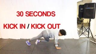 5 Minute Total Body HIIT