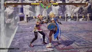 Learning How to play Soulcalibur VI
