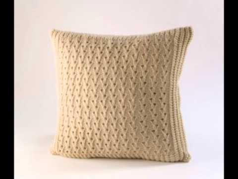 Cojines decorativos youtube for Cojines para sofas