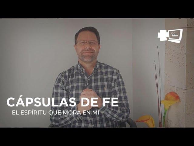EL ESPIRITU QUE OBRA EN MI (carlos Villanueva)