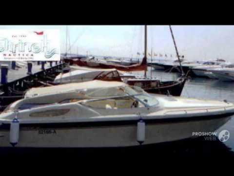 Colombo noblesse 30 power boat, sport boat year - 2002