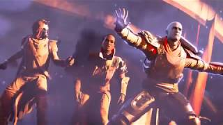 Destiny 2 Reveal Trailer - First Destiny 2 Gameplay From Bungie