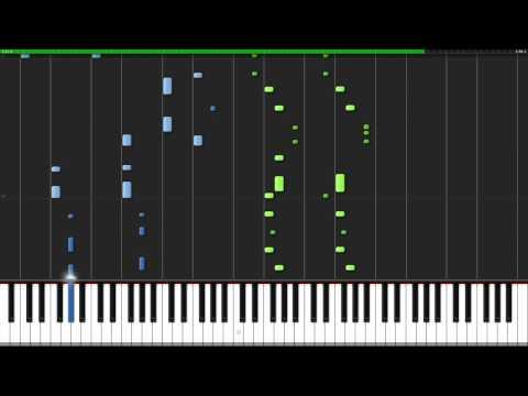 Hard Times - Paramore [Piano Tutorial] (Synthesia) // David Kaylor