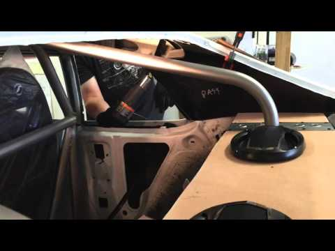 Building Car Interior Panels Out Of ABS