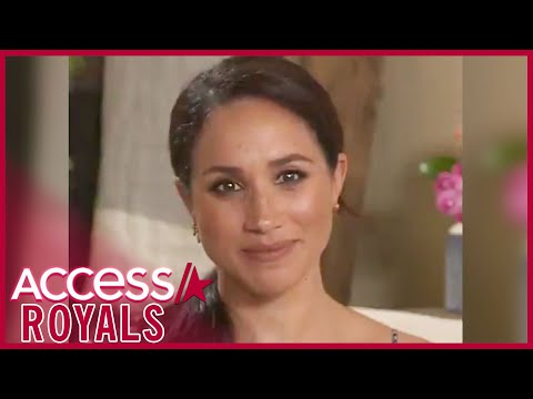 Meghan Markle Wants To 'Make This World Better For Archie'