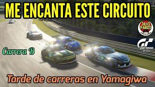 Gran Turismo Sport - ¡ Cuánto te he echado de menos YAMAGIWA ! - Modo Sport Carrera B