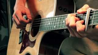 Demons (Imagine Dragons) - Fingerstyle Guitar - Christoffer Brandsborg