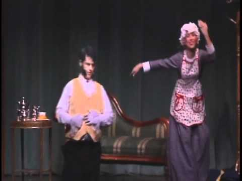Mr. Bumble and Widow Corney - Oliver the Musical 2010