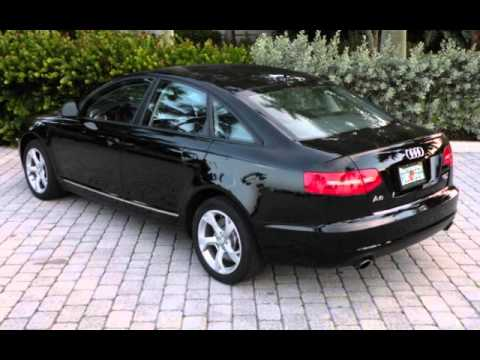 2009 audi a6 3 0t quattro ft myers fl for sale in fort myers fl youtube. Black Bedroom Furniture Sets. Home Design Ideas
