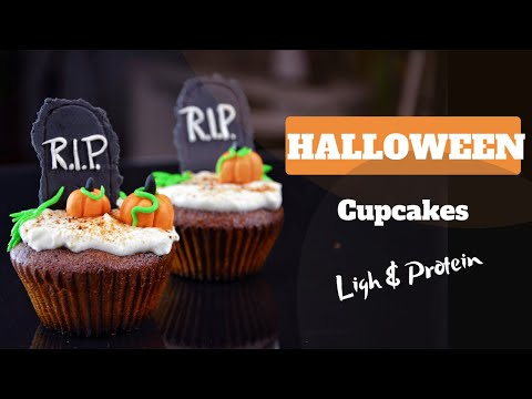 halloween-cupcakes-:-light-&-protein