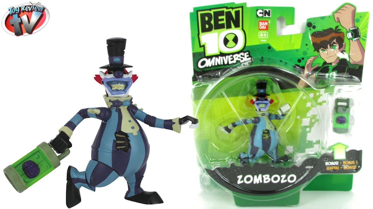 Ben 10 Toys : The gallery for gt ben omniverse frankenstrike toy