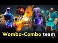 Wombo-Combo team: Enigma, Void, Phoenix, Kunkka