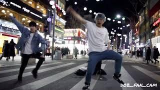 180127 디오비 DOB 성열&효진 신촌공연 / 소개 + 24K(투포케이) - 날라리(superfly)