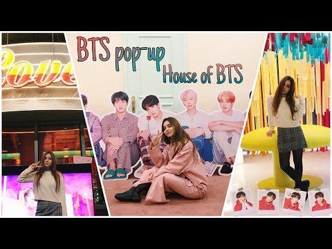 KOREA VLOG: BTS Pop-up, House Of BTS, Новый магазин для ARMY