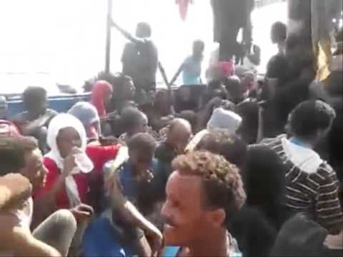 11Harcos - Lampedusa (Pray & act! Get migrants saved NOW!)