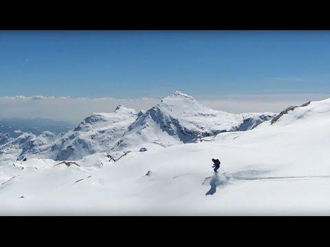 Ski-Transalp von Garmisch nach Meran - Etappe 5