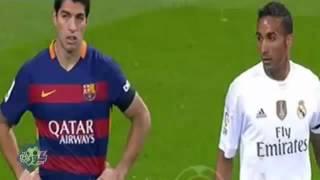ملخص مباراة برشلونة وريال مدريد 4 0 الشوط الاول 21112015 تعليق عصام الشوالى HD