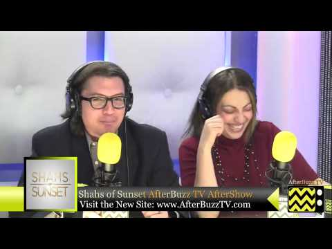 who is asa from shahs of sunset dating 2016
