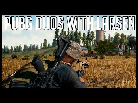 [PUBG] 3rd Person Duos with Larsen #2