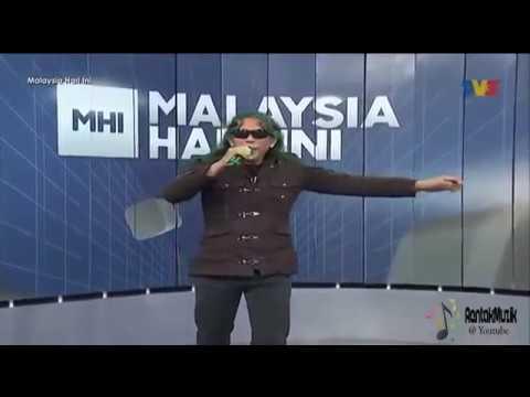 Isa Rahman (Handy Black) - Tangan Hitam 2017 (Live)