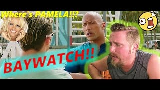 Baywatch (2017) -Official Trailer - Paramount Pictures REACTION Video!