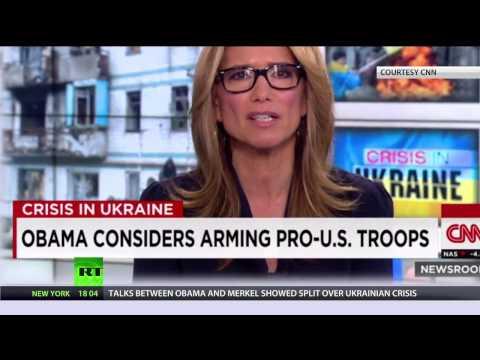CNN bezeichnet Ukrainische(Söldner)-Armee als