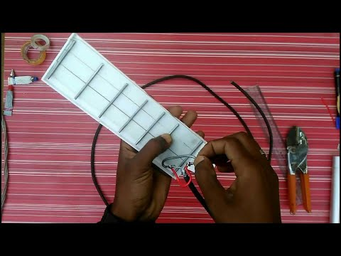 Homemade portable 2300 mhz 4g lte signal booster antenna || worked in no-network village || amazing