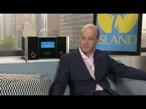 Interview with President of Island & Mercury Records, David Massey