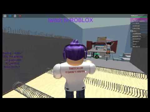 THI GOT FREE STUFF! - ROBLOX - The Free Prize Giveaway Obby