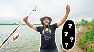 NASTY Flood Water CATFISH Catch Clean Cook!!!