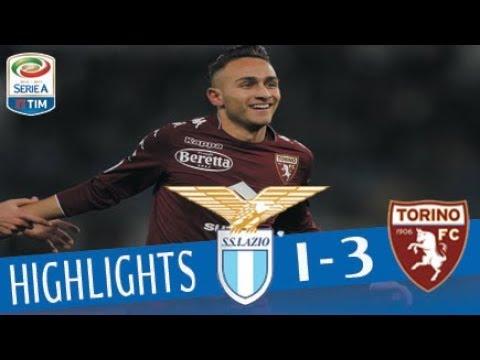 Lazio - Torino 1 - 3 - Highlights - Giornata 16 - Serie A TIM 2017/18