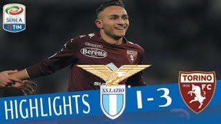 Lazio - Torino 1-3 - Highlights - Giornata 16 - Serie A TIM 2017/18 streaming