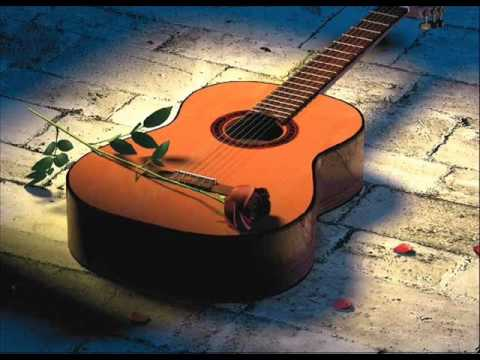 Spanish Guitar Playing ... Amazing One!