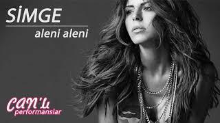 Simge Sağın - Aleni Aleni / Canlı Performans