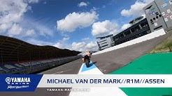 Michael van der Mark // Yamaha R1M // TT Circuit Assen